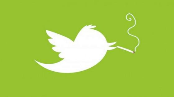 Adolescenti se nebojí diskutovat o užívání marihuany na Twitteru