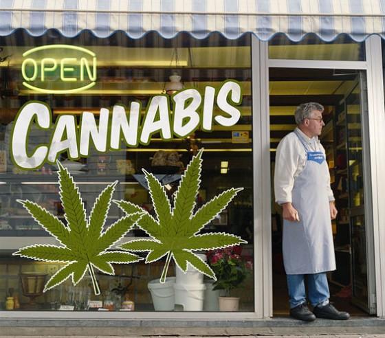 Rekreační marihuana zvyšuje ceny domů, tvrdí nová studie
