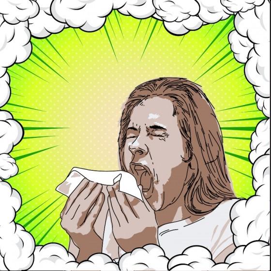 Fajčenie konope pri chrípke či prechladnutí